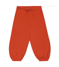 Southbank cotton-jersey trackpants