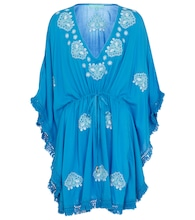 Irene embroidered kaftan
