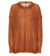 Chestery mohair-blend sweater
