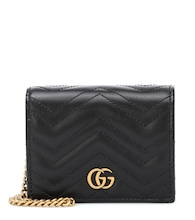 GG Marmont Mini wallet shoulder bag