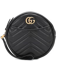 GG Marmont Small leather clutch