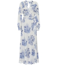 Exclusive to Mytheresa – Floral maxi wrap dress