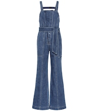 Ash denim jumpsuit