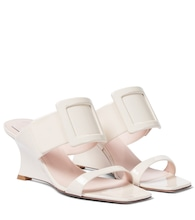 Viv' In The City patent leather sandals