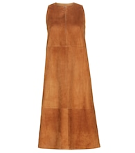 Ronston suede dress