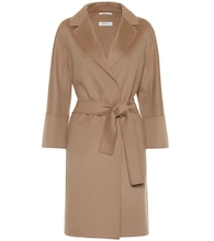 Arona double-face wool coat