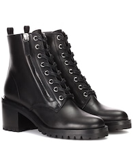 Croft leather ankle boots