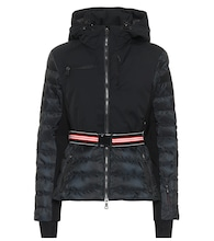 Kat hooded ski jacket