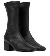 Carlos 22 leather ankle boots