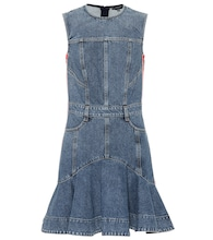 Jean minidress