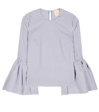 Exclusive to mytheresa.com – Truffaut striped cotton blouse