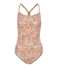 Seeley printed swimsuit