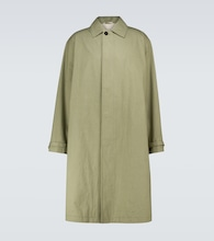 Lightweight cotton coat