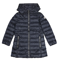 Suva quilted down coat