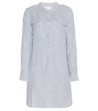 Gabrielle cotton shirt dress