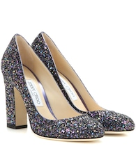 Billie 100 glitter pumps