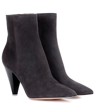 Exclusivité Mytheresa - Bottines en daim Kay