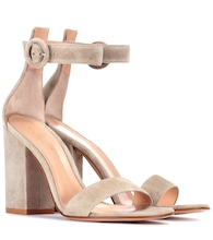 Exclusive to mytheresa.com – Versilia suede sandals