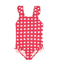 Baby gingham swimsuit