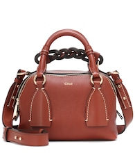 Daria Small leather shoulder bag