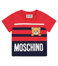 Baby stretch-cotton T-shirt