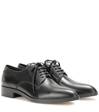 Keaton leather derby shoes