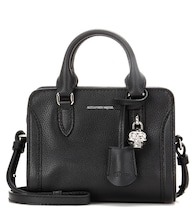 Padlock Mini leather shoulder bag