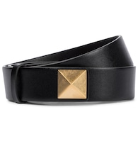 Valentino Garavani Roman Stud leather belt