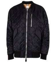 Exclusive to Mytheresa – Cowley quilted bomber jacket