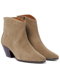Stivaletti Dacken in suede