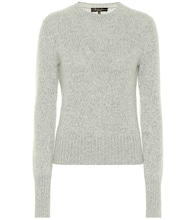 Randwick cashmere and wool-blend sweater