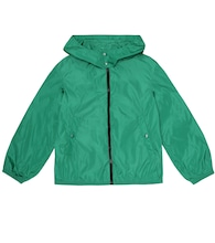 Zanice hooded jacket