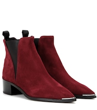 Bottines en daim Jensen