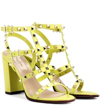 Valentino Garavani Rockstud leather sandals