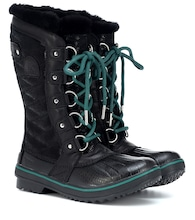 Tofino II Lux leather boots