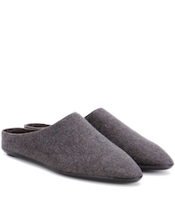 Bea cashmere slippers