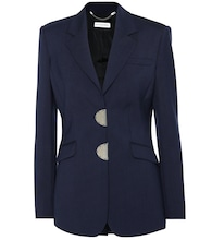 Tuttle stretch wool blazer