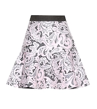 Paige printed skirt