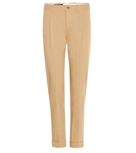 Marcus stretch-cotton trousers