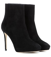 Harvey 100 suede ankle boots