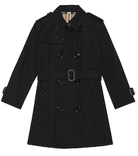 Mayfair cotton trench coat