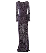 Peregrine floor-length gown