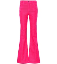 Maria corduroy flared pants