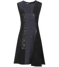 mytheresa.com exclusive jacquard silk-blend dress