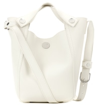 Dolly Large leather crossbody bag