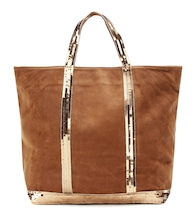 Cabas Medium embellished leather shopper