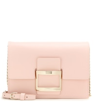 Viv' Icon Micro leather shoulder bag