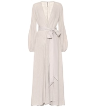 Gaia cotton maxi dress