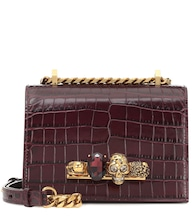 Bolso Jewelled Small de piel