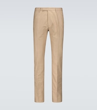Scritto slim-fit chino pants